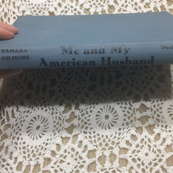 1968 Me & My American Husband Tamara Girlmore Book